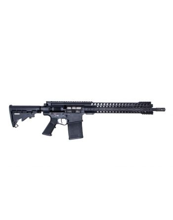 "POF P6.5 Edge 6.5 Creedmoor Rifle - 16.5"" Black"