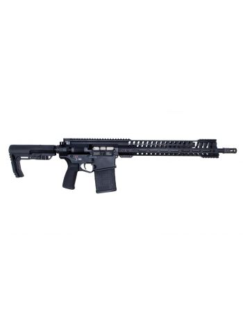"POF P308 Edge .308 Rifle - 16.5"" Black"