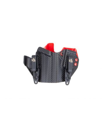 LAS Concealment Ronin 2.0 Sig Sauer P365 Carbon/Rainier Red 1.75""