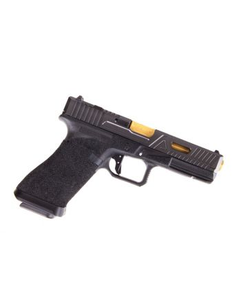 Agency Arms Black Urban Combat Glock 17 G3 TiN Barrel