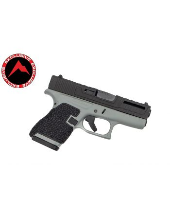 Danger Close Armament Glock 43 Signature Pistol - Cool Grey (Rainier Arms Exclusive)
