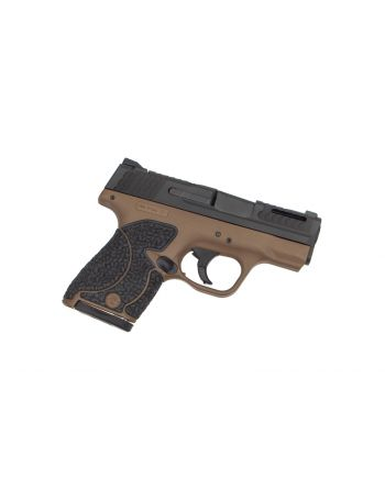 Danger Close Armament S&W M&P Shield 1.0 MS Signature Pistol - FDE