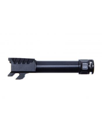Griffin Armament Smith and Wesson M&P Shield Threaded Barrel W/ Micro Carry Comp