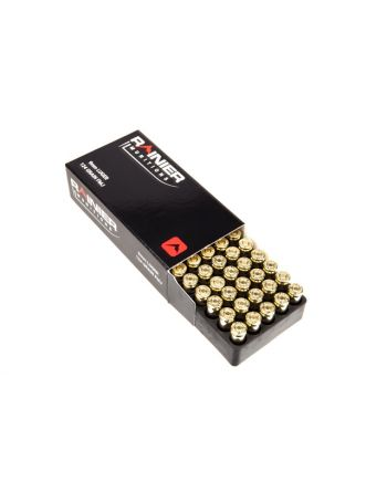 Rainier Munitions Factory New 9mm 124gr FMJ Box - 50 Rd