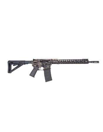 "F-1 Firearms Patriot Series FDR‐15‐3G H7M Rifle - 16"" Distressed FDE"
