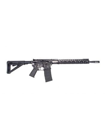 "F-1 Firearms Patriot Series FDR‐15‐3G H7M Rifle - 16"" Distressed Grey"