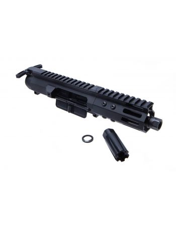 "FOXTROT MIKE FM PRODUCTS AR-15 9MM Complete UPPER - 5"" (Rainier Arms Exclusive)"