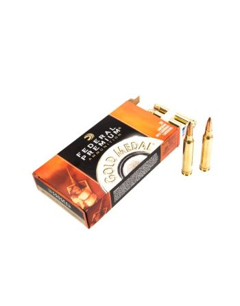 Federal FGMM Ammo 300 Winchester Magnum 190gr SMK 200 rd Case