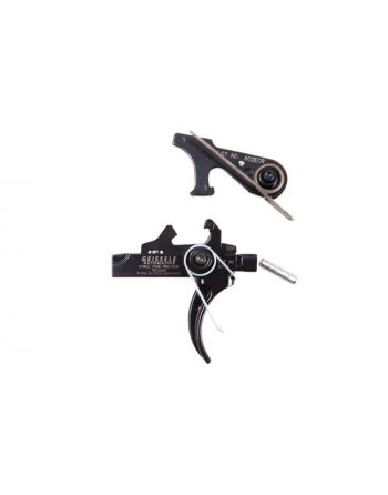 Geissele Single-Stage Precision Trigger (SSP) - Curved Bow