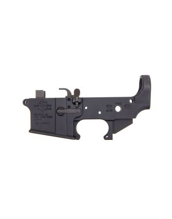 Rock River Arms LAR-9 9mm Forged Lower Receiver Assembly
