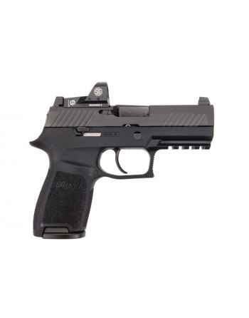 SIG SAUER P320 Compact Pistol 9mm 15 RD with Romeo Reflex Sight