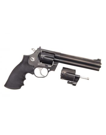 Nighthawk Custom Mongoose .357 Magnum Pistol W/ Extra 9mm Cylinder - 6""
