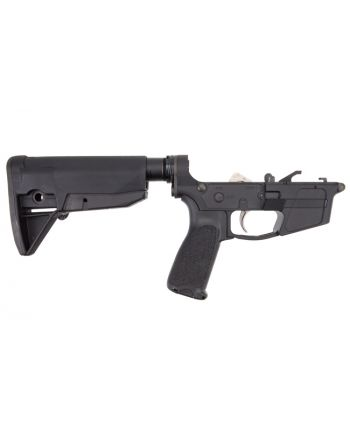 Primary Weapons Systems 9MM PCC Complete Rifle Lower Receiver