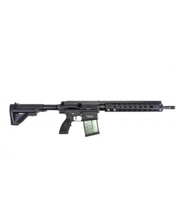 "H&K MR762-A1 7.62x51 Rifle - 16.5"" Black"