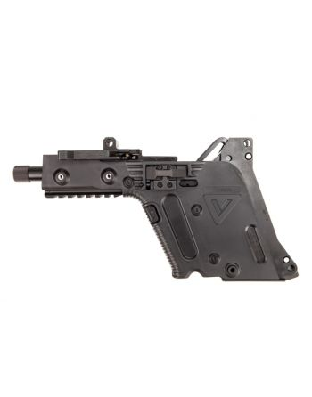 "Kriss Vector Gen 2 SDP 9mm Complete Lower Receiver - 5.5"" Black"