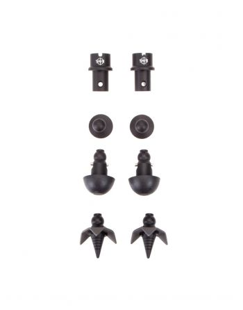 KNS Precision Quick Change Bipod Adapter and Feet Kit - Magpul