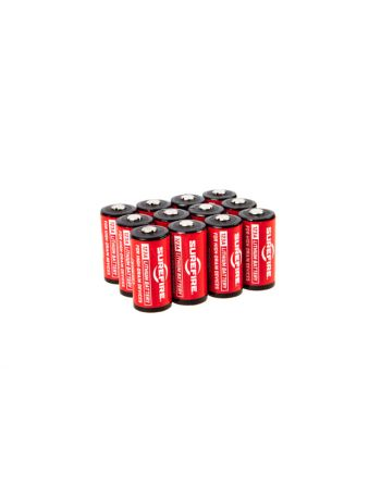 SureFire 123A Lithium Battery - Box of 12