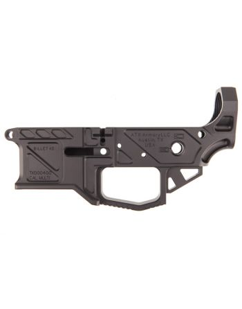 "ATX Armory ""Billet 40"" AR15 Stripped Lower Receiver"