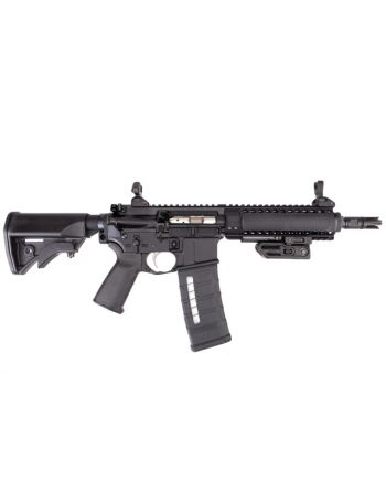 "LWRCi SIX8-  UCIW  8"" BLACK SBR"