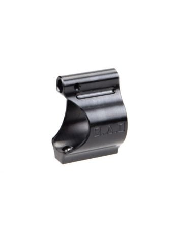 Battle Arms Development Lightweight Titanium Gas Block .750 Black