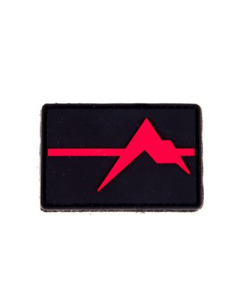 Rainier Arms Thin Red Line Patch