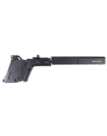 "Kriss Vector Gen 2 CRB 9mm Complete Lower Receiver - 16"" Black"
