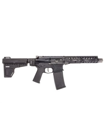 "Rainier Arms Ultramatch PDW Pistol-7.5"" .223 Black-KAK w/Folder"