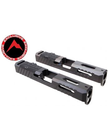 Grey Ghost Precision Glock 19 Gen 4 LW Slide (Rainier Arms Exclusive)
