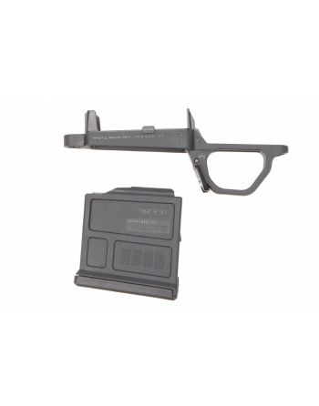 Magpul Bolt Action Magazine Well & PMAG 5 AC