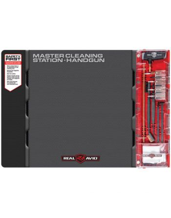 Real Avid Master Cleaning Station - Handgun