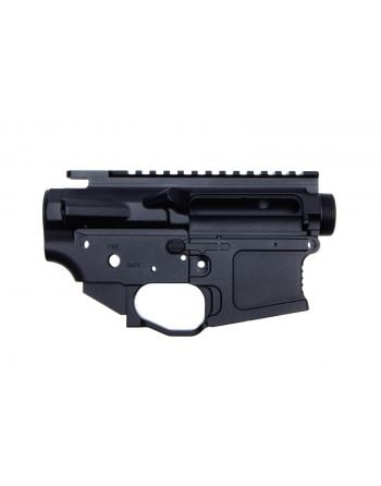 MEGA Arms AR15 Billet Ambi Receiver Set - GTR-3H