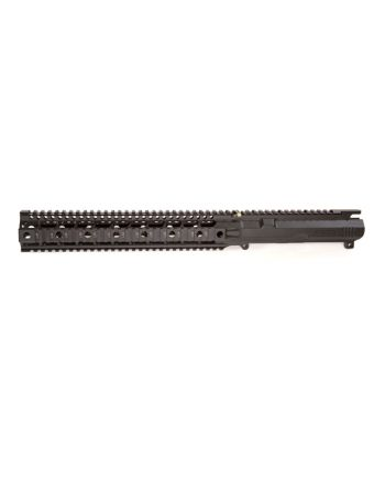 Mega AR-15 Rifle Length Quad-Rail Megalithic Upper