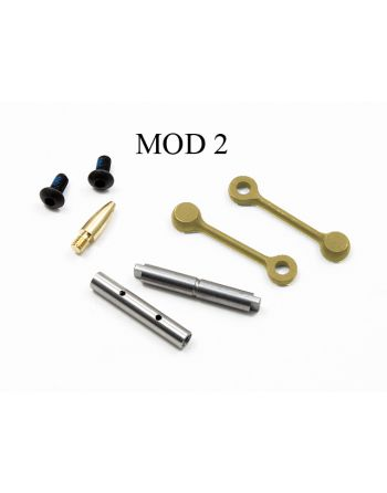 KNS Precision Anti-Rotational Pins - Dark Earth .154 Mod 2