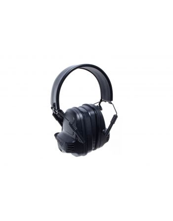 OTTO NoizeBarrier Range SA Electronic Hearing Protection - Black