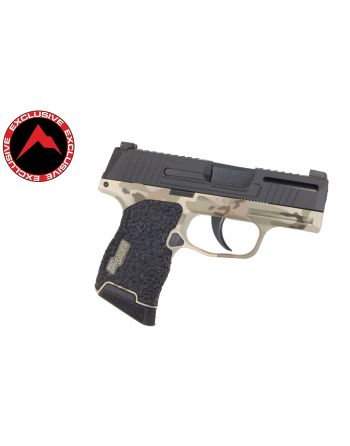 Danger Close Armament Sig Sauer P365 Signature Pistol - Arid Camo (Rainier Arms Exclusive)
