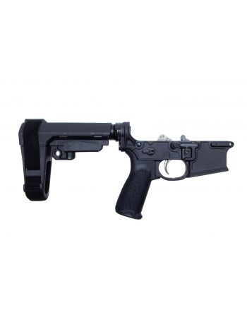 Primary Weapons Systems MK1 MOD 2-M Complete Pistol Lower Receiver