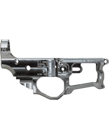 F-1 Firearms RAW UDR-15-3G Overrun Lower Receiver (2019 Holiday Exclusive)