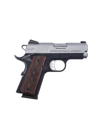 """Springfield Armory 1911 EMP Compact 9mm Two-Tone Pistol - 3"""""""