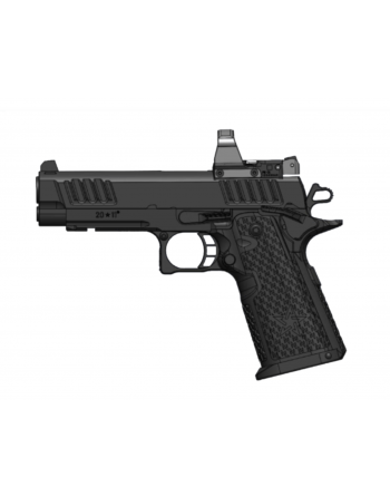 STI International STACCATO P DUO 9mm Pistol