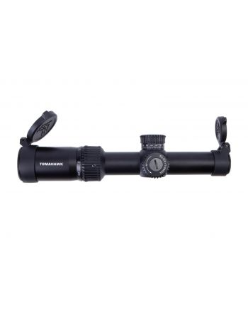 Swampfox Tomahawk 1-4x24 AR Rifle Scope