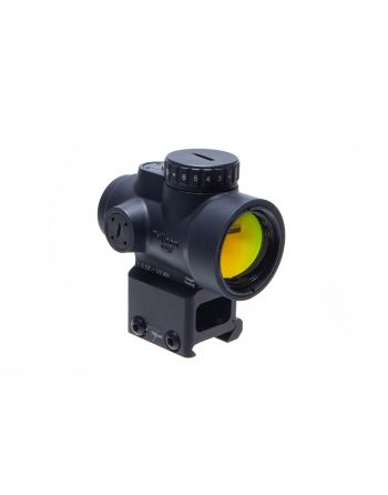 Trijicon 1x25MM MRO HD 2.0 MOA Adjustable Red Dot Sight - Lower 1/3 Co-Witness