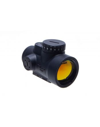 Trijicon 1x25MM MRO HD 2.0 MOA Adjustable Red Dot Sight - No Mount