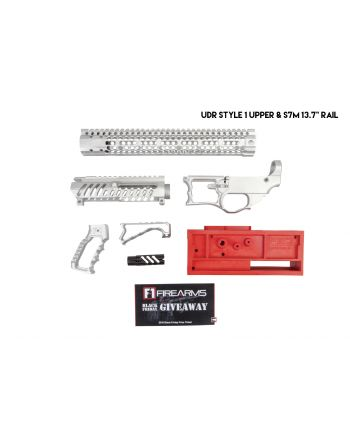 """F-1 Firearms Limited Edition Bundle - 80% Lower / UDR 1 / S7M 13.7"""""""