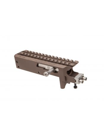 Tactical Solutions X-Ring 10/22 Receiver .22 Long Rifle-FDE