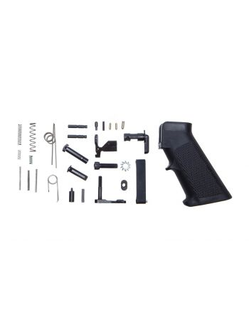White Label Armory AR-15 Lower Parts Kit - No Trigger Assembly