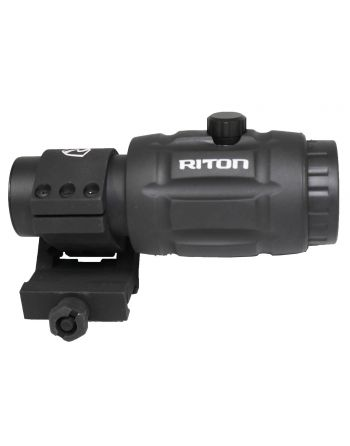 Riton Optics X1 Tactix MAG3 3x Magnifier