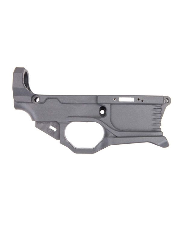 80% Stripped Lower Receiver | Polymer, Forged and Jig System