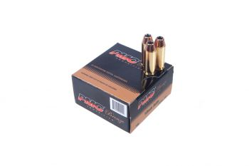 PMC Ammuntion Bronze 10mm 170 GR Jacketed Hollow Point Ammunition - 25rd Box