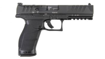 """Walther PDP Full Size Optic Ready 9mm Pistol - 5"""""""