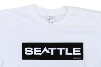 Rainier Arms Seattle Logo T-Shirt
